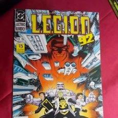 Cómics: LEGION 92. Nº 15. EDICIONES ZINCO. Lote 189523652