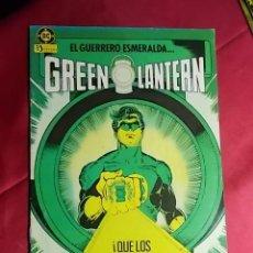 Cómics: GREEN LANTERN. Nº 1. EDICIONES ZINCO. Lote 189525147