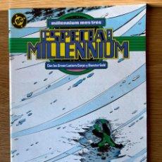 Cómics: ESPECIAL MILLENNIUM Nº 3 - GREEN LANTERN CORPS Y BOOSTER GOLD. Lote 189694885