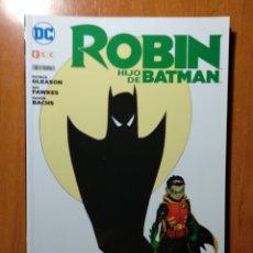 Cómics: ROBIN HIJO DE BATMAN 2 DE 2. Lote 189897365