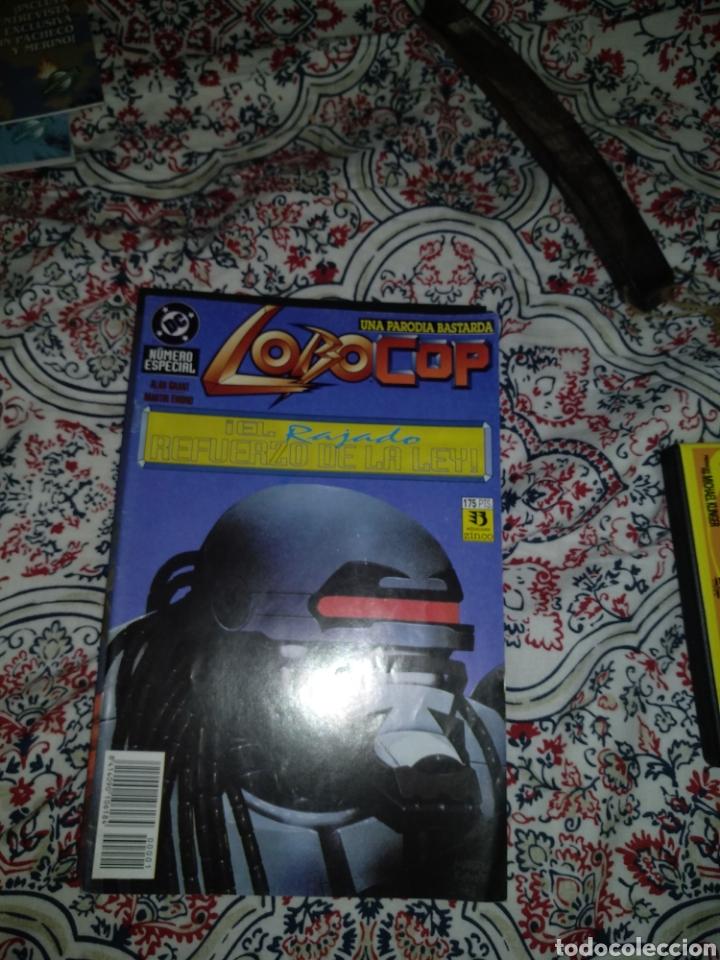 LOBOCOP (Tebeos y Comics - Zinco - Lobo)