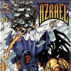 Cómics: AZRAEL , 1 AL 2 EJEMPLARES, COMPLETA. Lote 189963713