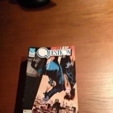 Cómics: THE QUESTION ZINCO DC COMICS COMPLETA 36 NUMEROS. Lote 190018577