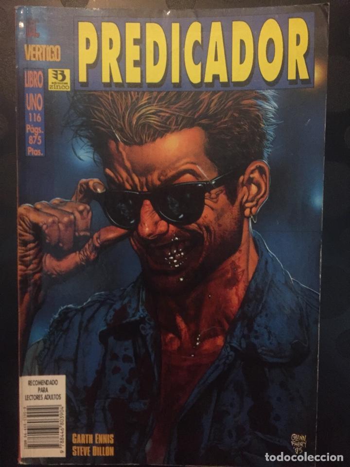 PREDICADOR LIBRO UNO . LA HORA DEL PREDICADOR . ( 1997 ) . (Tebeos y Comics - Zinco - Prestiges y Tomos)