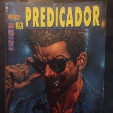 Cómics: PREDICADOR LIBRO UNO . LA HORA DEL PREDICADOR . ( 1997 ) .. Lote 190030113