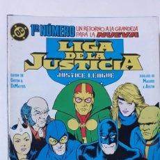 Cómics: LIGA DE LA JUSTICIA, NºS 1 A 25, GIFFEN/DEMATTEIS/MAGUIRE/AUSTIN. Lote 190045876