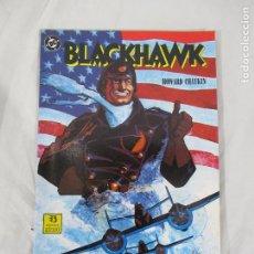 Cómics: BLACKHAWK - HOWARD CHAYKIN - LIBRO 1 - PRESTIGIO ZINCO . Lote 190148120
