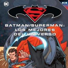 Cómics: LOS MEJORES DEL UNIVERSO - ECC / DC NOVELAS GRAFICAS SUPERMAN Y BATMAN 78 / TAPA DURA. Lote 190375498