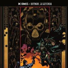 Cómics: PUERTAS DE GOTHAM - ECC / DC BATMAN LA LEYENDA 27 / TAPA DURA. Lote 190375890