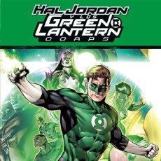 Cómics: HAL JORDAN Y LOS GREEN LANTERN CORPS : LA LEY DE SINESTRO - ECC DC GREEN LANTERN SAGA RENACIMIENTO 1. Lote 190378420