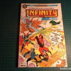 Cómics: TOMO INFINITY INC. CONTIENE LOS NUMEROS 11 AL 14. (REF.01).. Lote 190434472