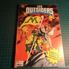 Comics: TOMO BATMAN Y LOS OUTSIDERS. CONTIENE LOS NUMEROS 25, 26 Y ESPECIAL VERANO 88 . (REF.01).. Lote 190434692