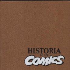 Cómics: HISTORIA DE LOS COMICS TOUTAIN EDITOR 1982. Lote 190458092