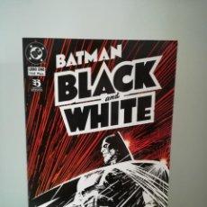 Cómics: BATMAN BLACK AND WHITE LIBRO 1 DC EDICIONES ZINCO. Lote 190521776