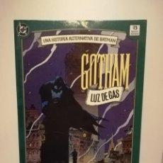 Comics : BATMAN : GOTHAM LUZ DE GAS / BRIAN AUGUSTYN - MICHAEL MIGNOLA / DC - ZINCO. Lote 207684920