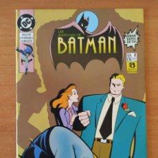 Cómics: LAS AVENTURAS DE BATMAN. Nº 8. ATRACO, QUERIDA. EDICIONES ZINCO.. Lote 190613366