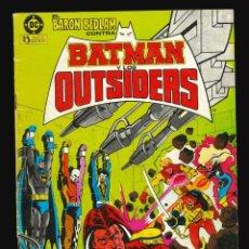 Cómics: BATMAN Y LOS OUTSIDERS - EDICIONES ZINCO / NÚMERO 2. Lote 190716761