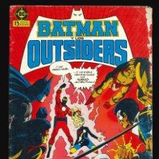 Cómics: BATMAN Y LOS OUTSIDERS - EDICIONES ZINCO / NÚMERO 3. Lote 190716920