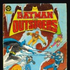 Cómics: BATMAN Y LOS OUTSIDERS - EDICIONES ZINCO / NÚMERO 5. Lote 190721437