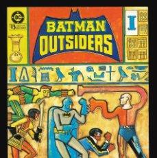 Cómics: BATMAN Y LOS OUTSIDERS - EDICIONES ZINCO / NÚMERO 12. Lote 190722202
