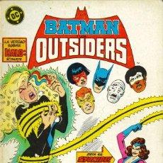 Cómics: BATMAN Y LOS OUTSIDERS - EDICIONES ZINCO / NÚMERO 15. Lote 190751468