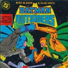 Cómics: BATMAN Y LOS OUTSIDERS - EDICIONES ZINCO / NÚMERO 20. Lote 190751765