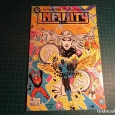 Cómics: INFINITY INC. Nº 10. ZINCO. (REF-003).. Lote 190785867