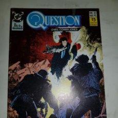 Cómics: QUESTION Nº 23 ESTADO NORMAL MAS ARTICULOS PRECIO NEGOCIABLE . Lote 190842245