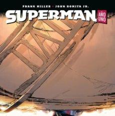 Cómics: SUPERMAN AÑO UNO 3 - ECC / DC BLACK LABEL / TAPA DURA / FRANK MILLER & JOHN ROMITA JR. Lote 190892373