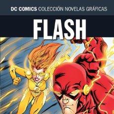 Cómics: FLASH : DINERO RAPIDO - ECC / DC NOVELAS GRAFICAS 99 / TAPA DURA. Lote 190899801