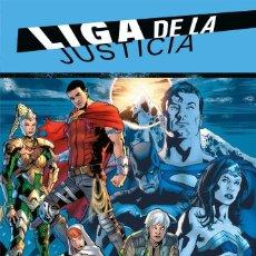 Cómics: LEGADO - ECC / DC / LIGA DE LA JUSTICIA SAGA : RENACIMIENTO 5 / TAPA DURA. Lote 190900563
