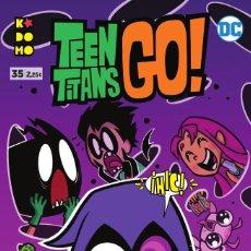 Cómics: TEEN TITANS GO! 35 - ECC / DC KODOMO GRAPA. Lote 190903418