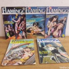 Cómics: COMIC FLAMINGO EROTISMO. Lote 190996487