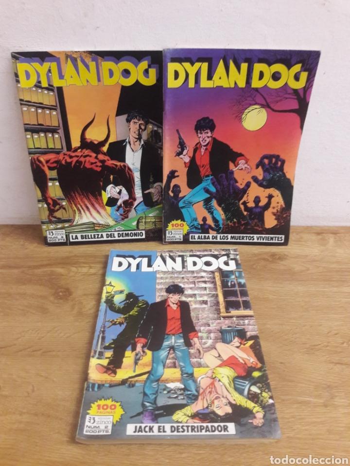 DYLAN DOG COMIC (Tebeos y Comics - Zinco - Otros)
