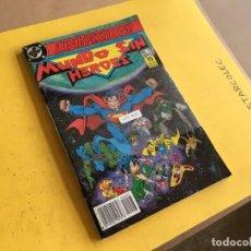 Cómics: INVASION. LOTE DE 2 NUMEROS (VER DESCRIPCION) EDITORIAL ZINCO AÑO 1990. Lote 191060556