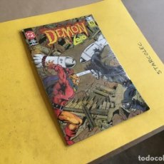 Cómics: LOBO VS. DEMON. LOTE DE 2 NUMEROS (VER DESCRIPCION) EDITORIAL ZINCO AÑO 1992. Lote 191065622