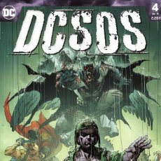 Cómics: DCSOS 4 - ECC / DC GRAPA. Lote 191073878