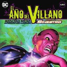 Cómics: EL AÑO DEL VILLANO 1 - ECC / DC GRAPA. Lote 191073915