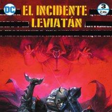 Cómics: EL INCIDENTE LEVIATAN 3 - ECC / DC GRAPA. Lote 191073962