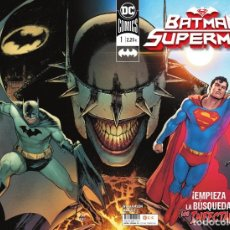 Cómics: BATMAN SUPERMAN 1 - ECC / DC GRAPA. Lote 191074012
