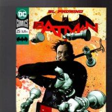 Cómics: BATMAN 25 - ECC / DC GRAPA. Lote 191075612