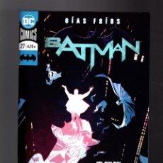 Cómics: BATMAN 27 - ECC / DC GRAPA. Lote 206562141