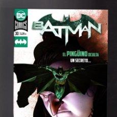 Cómics: BATMAN 30 - ECC / DC GRAPA. Lote 206562000