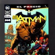 Cómics: BATMAN 33 - ECC / DC GRAPA. Lote 206561865