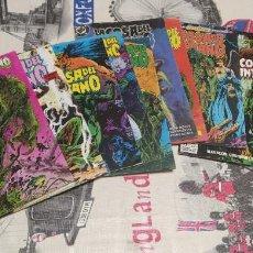Comics: LA COSA DEL PANTANO (3ª SERIE) - ZINCO / COLECCIÓN COMPLETA A FALTA DE UN NÚMERO. Lote 191112005
