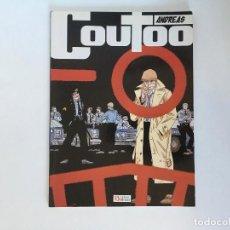 Cómics: COUTOO DE ANDREAS. ZINCO.. Lote 191172572
