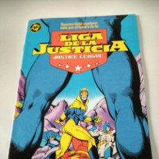 Cómics: LIGA DE LA JUSTICIA JUSTICE LEAGUE N. 4. GIFFEN, DE MATTEIS. Lote 191248137