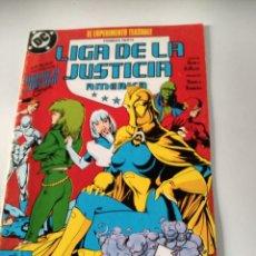 Cómics: LIGA DE LA JUSTICIA AMERICA N. 25. GIFFEN, DE MATTEIS. Lote 191248542