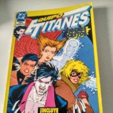 Cómics: EQUIPO TITANES: ORÍGENES SECRETOS. Lote 191249532