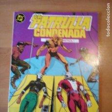 Comics: LA PATRULLA CONDENADA 3. Lote 191254207
